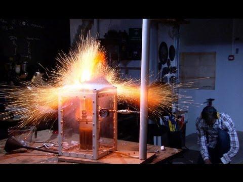 Fukushima nuclear disaster re-created - Bang Goes The Theory - BBC