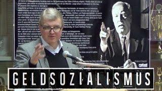 """Frank Schäffler: """"Geldsozialsmus"""" (Roland-Baader-Treffen 2016)"""