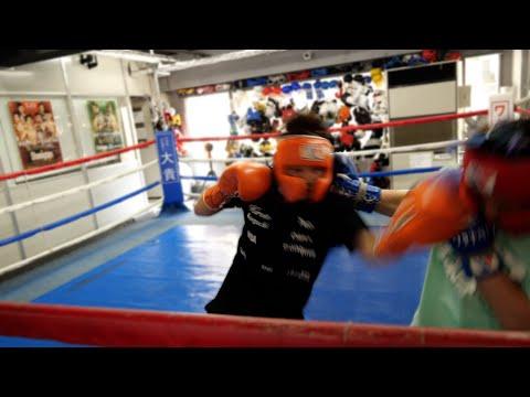 【神童】那須川天心とスパーリングしてみた【ボクシング】