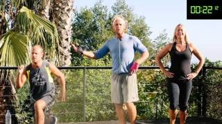 7 Minute Tabata Total Body Workout | The Body Camp | Holistic Transformation Holidays