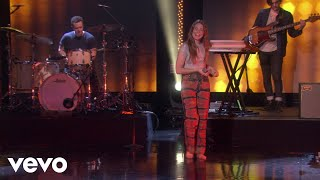 Maggie Rogers - Burning (Live On The Ellen Show)