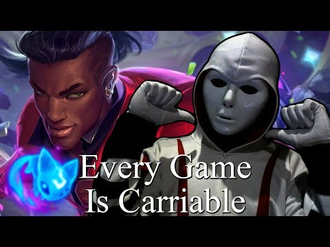 Every Game Is Carriable (Aery Lucian)