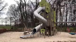 Campingplatz Vreehorst NL Ostern 2018 Rundgang mit dem Wohnwagen Wohnmobil