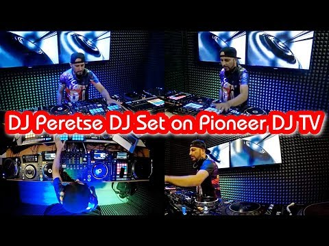 DJ Peretse   Live DJ Set on Pioneer DJ TV 2019 [G-House, Deep House, Future House]