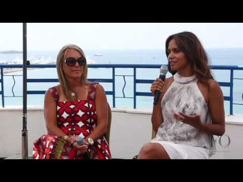 The Girls' Lounge @ Cannes 2017: Spotlight Interview with Halle Berry