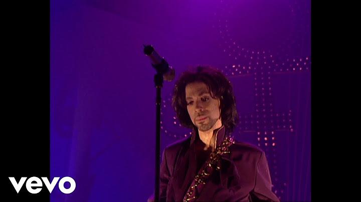 prince  purple rain live at paisley park 1999