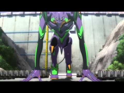 Toonami Adult Swim 2013 Evangelion: 2.22 You Can (Not) Advance Promo
