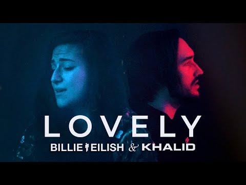 BILLIE EILISH & KHALID – Lovely (Cover By Lauren Babic & Seraphim)