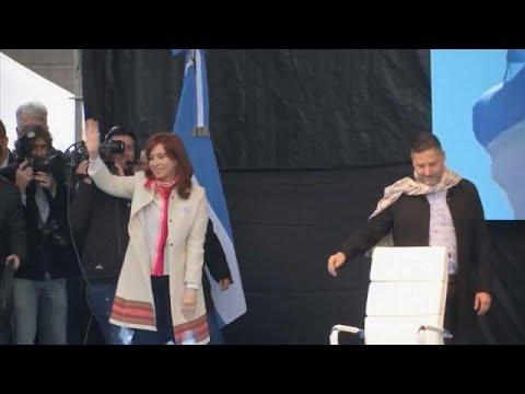 رئيسة الأرجنتين السابقة كريستينا فرنانديز تسعى للعودة إلى حلبة السياسة…  - نشر قبل 5 ساعة