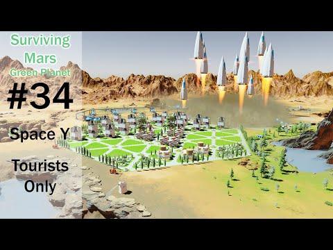 Surviving Mars - Capital City Part 1