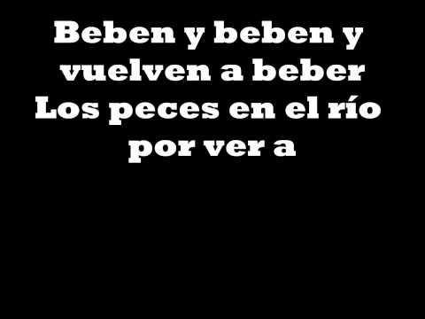 Pandora-Los Peces En El Rio Lyrics