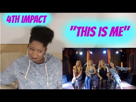 """4th Impact- """"This Is Me"""" Rreaction-TGS Powerful PLEASE READ THE SUBSCRIPTION BELOW"""