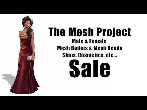 TMP Male & Female Mesh Bodies on Sale – StrawberrySingh com