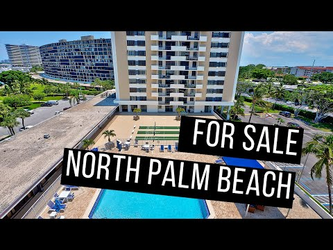 Admiralty Old Port Cove Condos for Sale North Palm Beach Florida