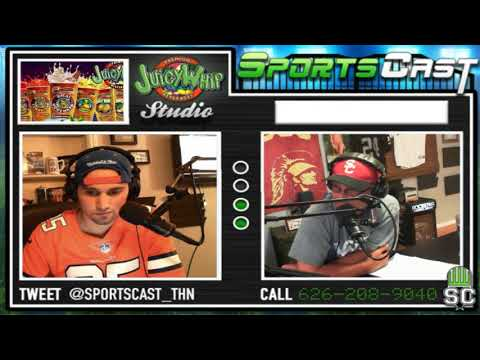 SPORTSCAST EP. 320 (PART 3) - SHOT OF THE WEEK, NFL PIGSKIN PICK'EMS WEEK 3 (CONT.)