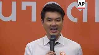 Thai billionaire Thanathorn announces new political party