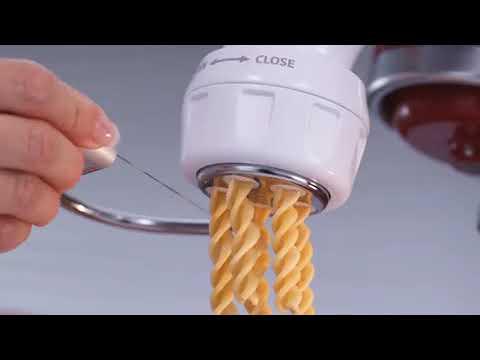 kitchenaid tillbehör pasta