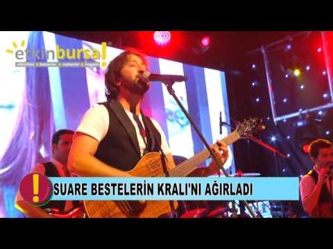 Bursa SUARE FETTAH CAN Konseri | etkinbursa.com