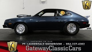 1976 Ford Pinto - Gateway Classic Cars of Fort Lauderdale #112