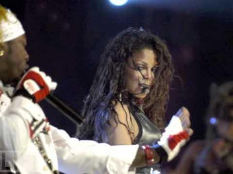 Janet Jackson ft. Elephant Man - All Nite