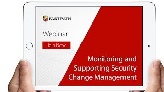 Oracle EBS - Monitoring and Supporting Security Change Management