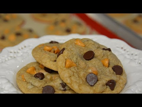 Chewy Chocolate Chip Butterscotch Cookies Recipe | COLINary