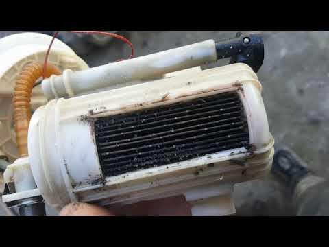 Замена фильтра тонкий очистки бензина на форд фокус 3 2.0