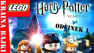 LEGO HARRY POTTER | LATA 1-4 | GRA ONLINE DLA DZIECI | ODCINEK 1