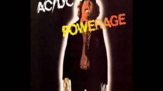 AC/DC Powerage - Riff Raff