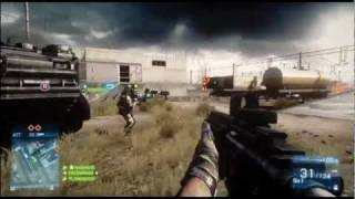 new battlefield 3 1080p multiplayer rush noshahr canals gameplay bf3 ps3 xbox360