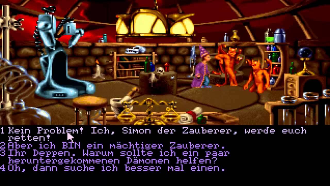 Sorcerer Deutsch