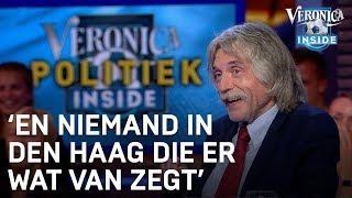 'We worden als kleuters behandeld in Nederland' | VERONICA INSIDE