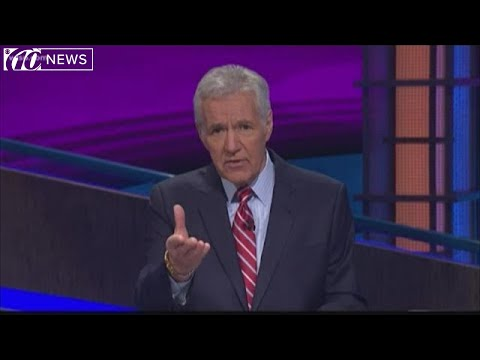 AC - Jeopardy's Alex Trebek Stage 4 Pancreatic Cancer