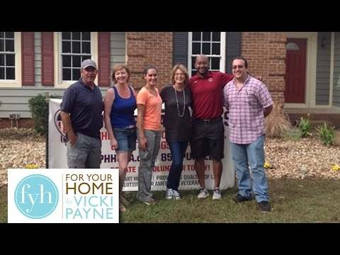 For Your Home by Vicki Payne Episode 3013 A Home With a Heart