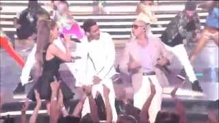 Back It Up (Perfomance American Idol) Prince Royce ft. Jennifer Lopez & Pitbull (HD)