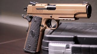 Sig Sauer Emperor Scorpion 1911 .45 ACP Review