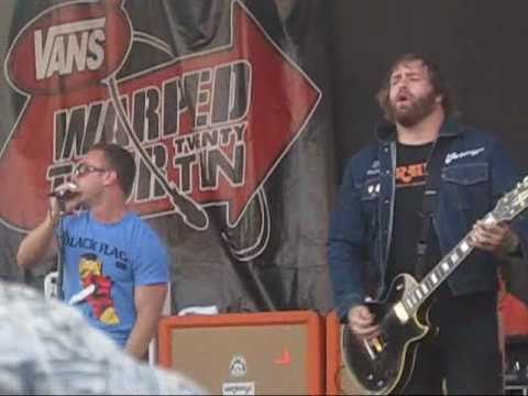 Every Time I Die Live Warped Tour 2010 mp3