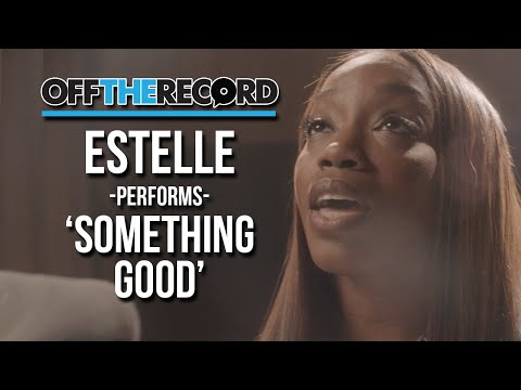 Estelle Performs 'Something Good' - Off The Record