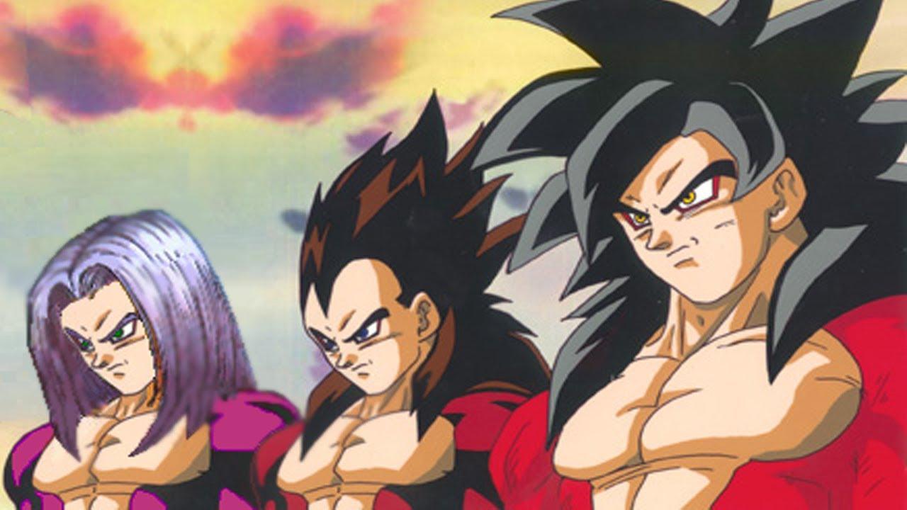 Dragon Ball GT xxx Spiele