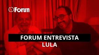 Na quarta, Fórum entrevista o presidente Lula