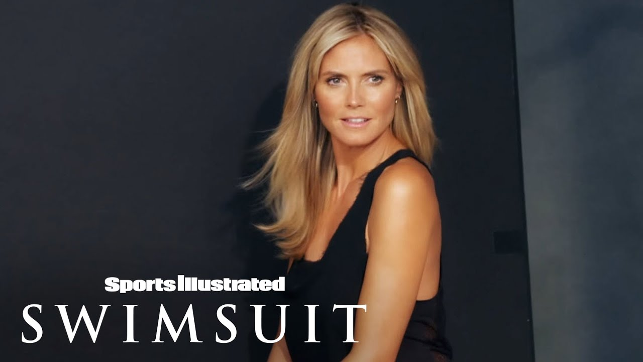 heidi klum remembers her 1997 cover shoot legends
