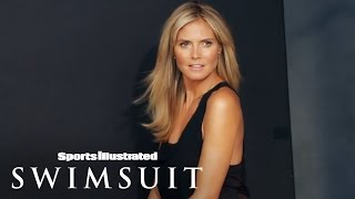 Heidi Klum Remembers Her 1997 Cover Shoot   Legends   Sports Illustrated Swimsuit
