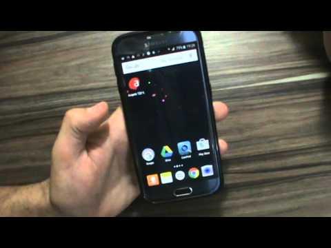 Acessibilidade Android - Demonstração do google now launcher