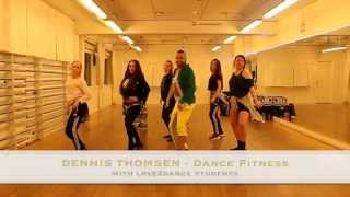 Fuse ODG ft. Angel - TINA ft. Dennis Thomsen - Dance Fitness