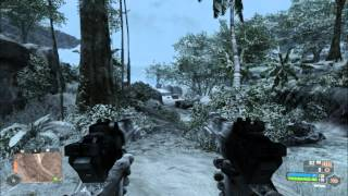 "Crysis Warhead Walkthrough ""Mission 3 - Adapt Or Perish"" Partie 1"