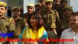 Dr Manan Chaturvedi / Chairperson / Child Rights Protection Commission / On The Move / In Rajsthan