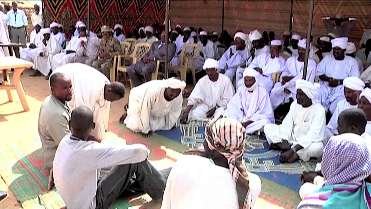 Sudan Darfur: Peace from the Past