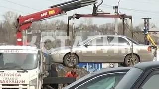 видео штрафстоянки в нижнем новгороде