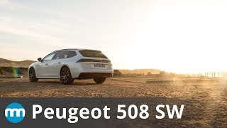 2019 Peugeot 508 SW Review! Why Buy An SUV? New Motoring