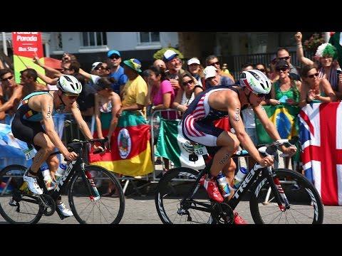 2016 Olympics: Ben Kanute credits Arizona with preparing him for triathlon